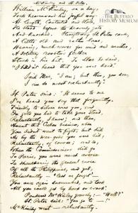 McKinley Poem
