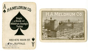 HA Meldrum Co Pinochle Cards