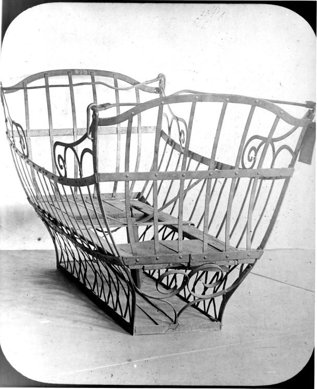 Basket, Suspension 610